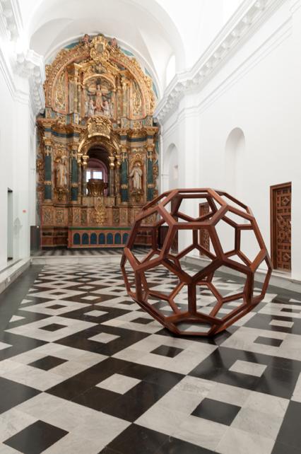 """""""Divine Proportion"""" de Ai Weiwei. Fotografía: Guillermo Mendo."""