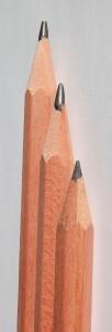 Lápiz color madera
