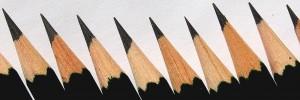 Lápices afilados