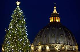 Árbol de Navidad del Vaticano 2011