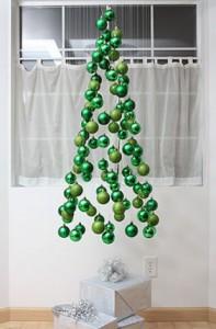 Árbol de Navidad invisible