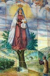 Virgen del Robledo