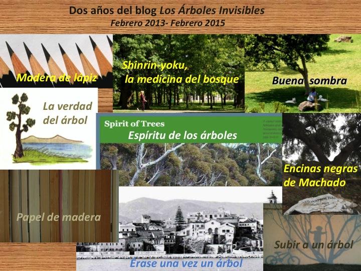 Dos años de Árboles Invisibles