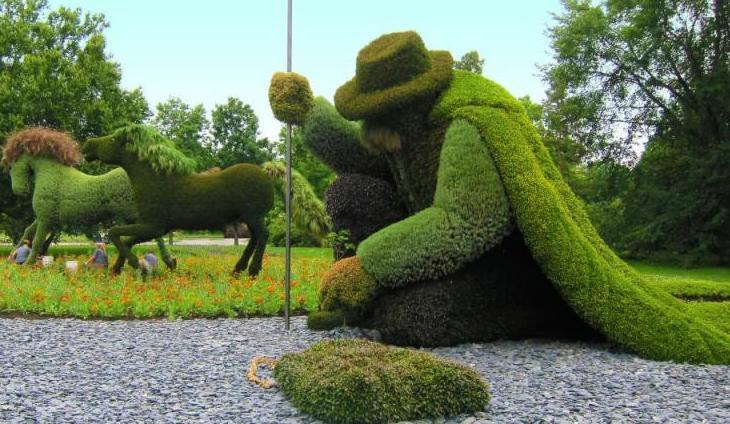 Jardín Botánico Montreal