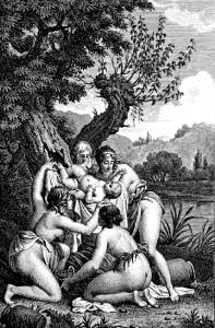 Villenave para Metamofosis de 1807.