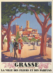 Cartel de Roger Broders, 1927.